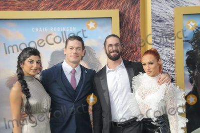 Shay Photo - Shay Shariatzadeh John Cena Seth Rollins Becky Lynch 01112020 The Premiere of Dolittle held at The Regency Village Theatre in Los Angeles CA Photo by Izumi Hasegawa  HollywoodNewsWireco