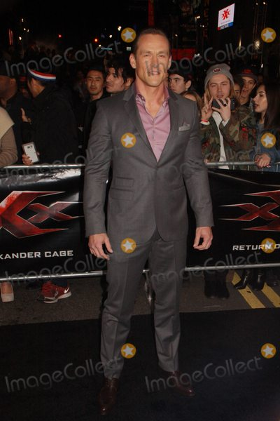 Andrey Ivchenko Photo - Andrey Ivchenko 01192017 The Los Angeles Premiere of xXX Return of Xander Cage held at the TCL Chinese Theatre in Los Angeles CA Photo by Julian Blythe  HollywoodNewsWireco