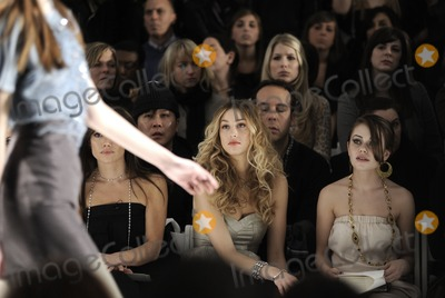 Alexis Dziena Photo - TV personality Whitney Port and actress Alexis Dziena (R) pictured during the Rebecca Taylor Fall 2010 Fashion Show during Mercedes-Benz Fashion Week at The Salon at Bryant Park in New York NY on February 14th 2010 (Pictured Whitney Port Alexis Dziena)