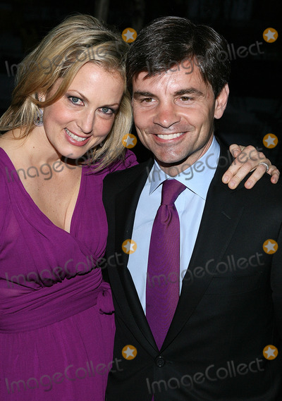 Alexandra Wentworth Photo - April 30 2009  Alexandra Wentworth and George Stephanopoulos attend the screening of Head Case at the Museum of Modern Art in New York City