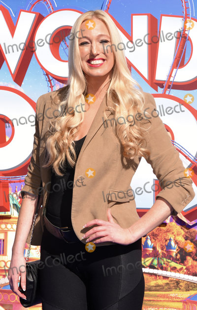 Hayley Palmer Photo - London UK Hayley Palmer at Wonder Park Gala Screening held at Vue Leicester Square London on Sunday 24 March 2019 Ref LMK392-2301-240319Vivienne VincentLandmark Media WWWLMKMEDIACOM