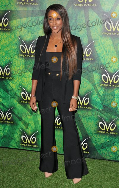 Cirque du Soleil Photo - London UK  100118Alexandra Burke at the OVO by Cirque du Soleil press night Royal Albert Hall Kensington Gore10 January 2018Ref LMK315-MB1099-120118Can NguyenLandmark MediaWWWLMKMEDIACOM