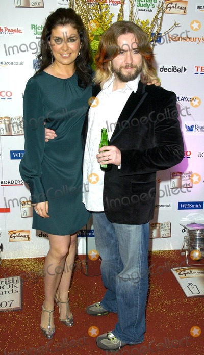 Amanda Lamb Photo - London UK Amanda Lamb and Justin Lee Collins attend the Galaxy British Book Awards at the Grosvenor House Hotel 28th March 2007Can NguyenLandmark Media