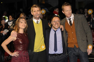 Nick Murphy Photo - London UK  111012Zoe Tapper Director Nick Murphy Stephen Graham and Paul Bettany at the Blood official screening at the 56th BFI London Film Festival Day 2 held at the Odeon West End Leicester Square11 Ocotber 2012Can NguyenLandmark Media