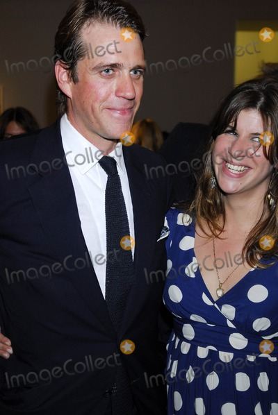 Ben Elliot Photo - London UK Ben Elliot and Kate Elliot at the Quintessentially Summer Arts Party with Perrier-Jouet - Inside held at Phillips de Pury Company building Howick Place London 9th July 2008Morgan ODonovanLandmark Media