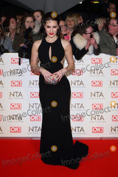 Anna Passey Photo - London UK Anna Passey at National Television Awards 2017 at O2 Peninsula Square London on January 25th 2017Ref LMK73 -61562-260117Keith MayhewLandmark Media WWWLMKMEDIACOM