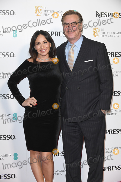 Aaron Sorkin Photo - London UK Aaron Sorkin and Molly Bloom  at the Charles Finch  Chanel Pre-BAFTAs Dinner at Marks Club London 17th February 2018Ref LMK200-S1151-180218Landmark Media WWWLMKMEDIACOM