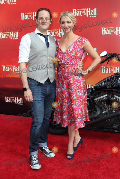 Ali Bastian Photo - LondonUK  David OMahony and Ali Bastian  at the Bat Out of Hell - press night at the London Coliseum St Martins Lane London on Tuesday 20 June 2017RefLMK373-S370-210617Keith MayhewLandmark Media WWWLMKMEDIACOM