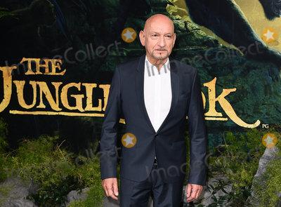 Ben Kingsley Photo - London UK Sir Ben Kingsley at The UK Premiere of The Jungle Book at BFI Imax Waterloo London on Wednesday 13 April 2016Ref LMK392 -60185-140416Vivienne VincentLandmark Media WWWLMKMEDIACOM
