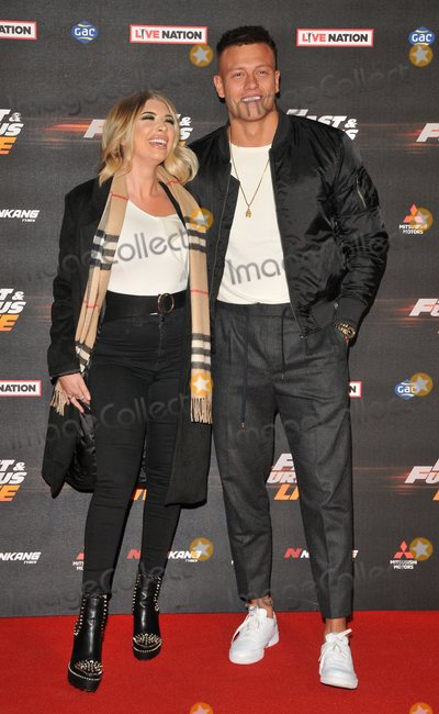 Alex Bowen Photo - LondonUK  Olivia Buckland and Alex Bowen   at the Fast and Furious Live Global Premiere at the 02 Arena Peninsula Square 19th January 2018  RefLMK315-S1077-200118Can NguyenLandmark MediaWWWLMKMEDIACOM