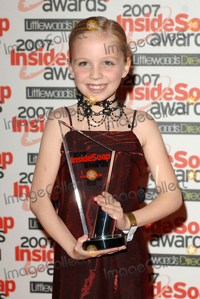 Eden Taylor-Draper Photo - London UK Eden Taylor-Draper attending the Inside Soap Awards 2007 held at Gilgamesh The Stables on Chalk Farm Road Camden 24th September 2007Eric BestLandmark Media