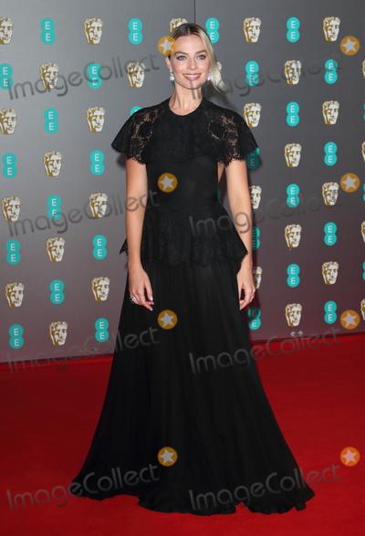 Margot Robbie Photo - London UK Margot Robbie  atBAFTA British Academy Film Awards at the Royal Albert Hall London 2nd February 2020  RefLMK73-S2826-030220Keith MayhewLandmark Media WWWLMKMEDIACOM