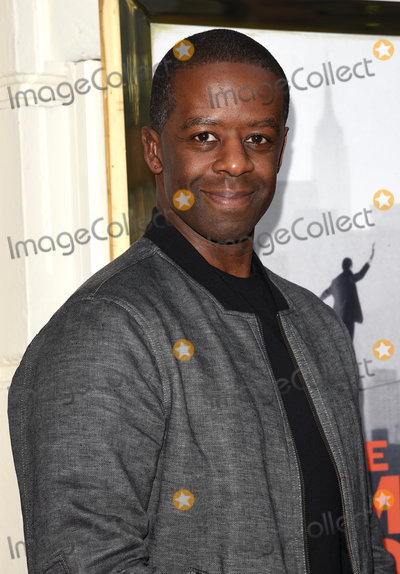 Adrian Lester Photo - London UK Adrian Lester at The Lehman Trilogy Press Night held at Piccadilly Theatre Denman Street London on Wednesday 22 may 2019  May 2019  Ref LMK392-J4931-230519Vivienne VincentLandmark Media WWWLMKMEDIACOM