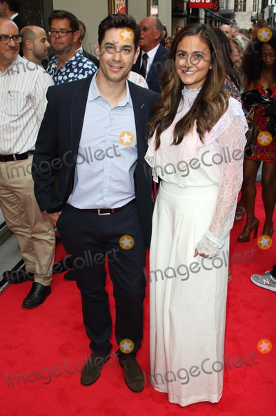 Adam Garcia Photo - London UK Adam Garcia at Joseph and the Amazing Technicolor Dreamcoat Press Night at the London Palladium London on July 11th 2019Ref LMK73-J5163-120719Keith MayhewLandmark MediaWWWLMKMEDIACOM