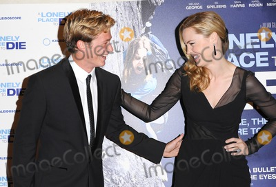 Ed Speelers Photo - London UK Ed Speelers and Melissa George at A Lonely Place To Die UK Premiere held at Empire Leicester Square London 7th September 2011Eric BestLandmark Media