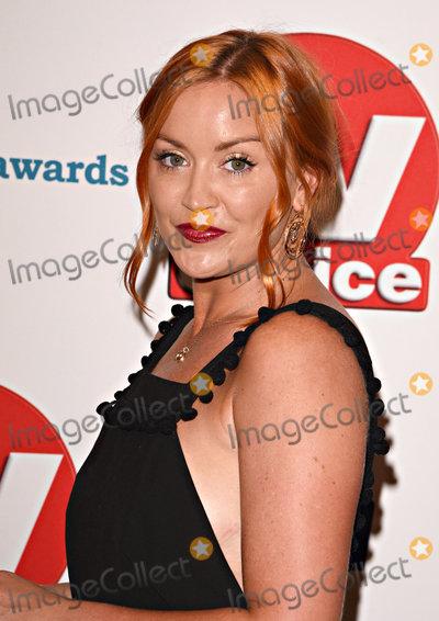 Arielle Free Photo - London UK Arielle Free at The TV Choice Awards held at The Dorchester Hotel London on Monday 10 September 2018Ref LMK392-J2580 -110918Vivienne VincentLandmark Media WWWLMKMEDIACOM