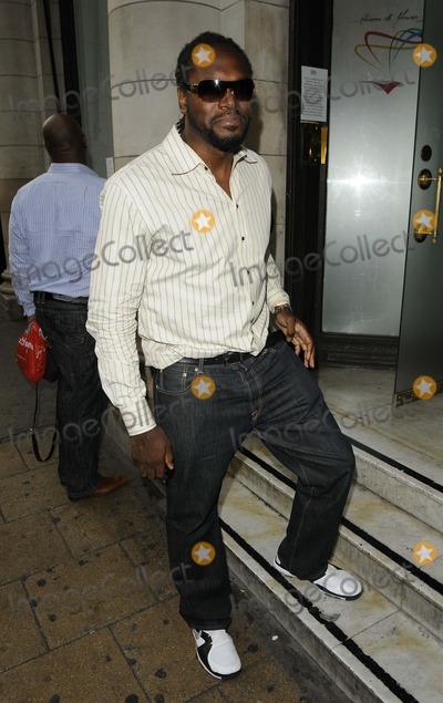 Audley Harrison Photo - LondonUK Audley Harrisonat  the Prince Albert II of Monaco Olympians Reception Old Burberry Building Haymarket London 9th August 2012  Can NguyenLandmark Media