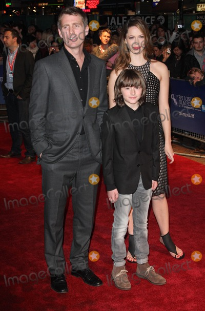 Nick Murphy Photo - London UK  251011Nick Murphy and Rebecca Hall and Isaac Hempstead Wright at the London Film Festival Screening of the film The Awakening held at the Vue West End Leicester Square25 October 2011Keith MayhewLandmark Media