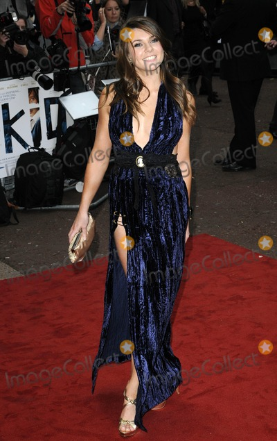 Alison Carroll Photo - London UK Alison Carroll at the UK premiere of the film The Kid held at the Odeon West End cinema in Leicester Square 15th September 2010 Can NguyenLandmark Media