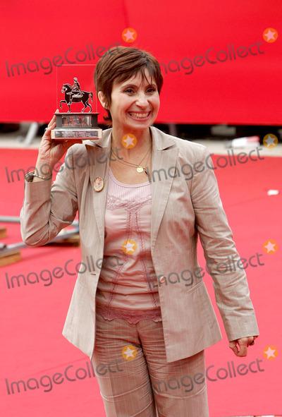 Ariane Ascaride Photo - Rome Ariane Ascaride prize winner at the Rome Film Festival21 October 2006Paulo PirezLandmark Media