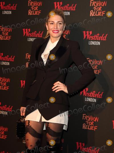 Hofit Golan Photo - London UK Hofit Golan  at Naomi Campbell Fashion For Relief Pop-Up Westfield London on November 26th 2019Ref LMK73-J5856-271119Keith MayhewLandmark MediaWWWLMKMEDIACOM