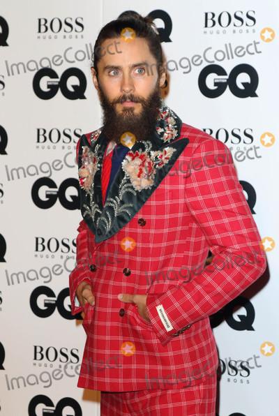 Jared Leto Photo - London UK Jared Leto at GQ Men of the Year Awards 2017 at Tate Modern London on September 5th 2017Ref LMK73-J710-060917Keith MayhewLandmark MediaWWWLMKMEDIACOM