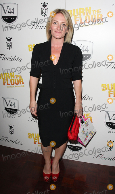 Lucy Speed Photo - London UK Lucy Speed at the Burn The Floor Press Night held at the Shaftesbury Theatre in London 26th July 2010Keith MayhewLandmark Media