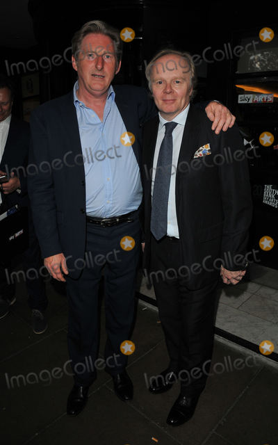 Adrian Dunbar Photo - London UK Adrian Dunbar  Jason Watkins at the South Bank Sky Arts Awards 2016 The Savoy Hotel The Strand London England UK on Sunday 05 June 2016Ref LMK315-60281-060616Can NguyenLandmark Media WWWLMKMEDIACOM