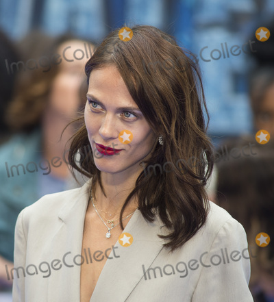 Aymeline Valade Photo - London UK Aymeline Valade  at the Valerian And The City Of A Thousand Planets European Premiere at Cineworld Leicester Square on July 24 2017 in London England Ref LMK386-J565-250717Gary MitchellLandmark Media WWWLMKMEDIACOM