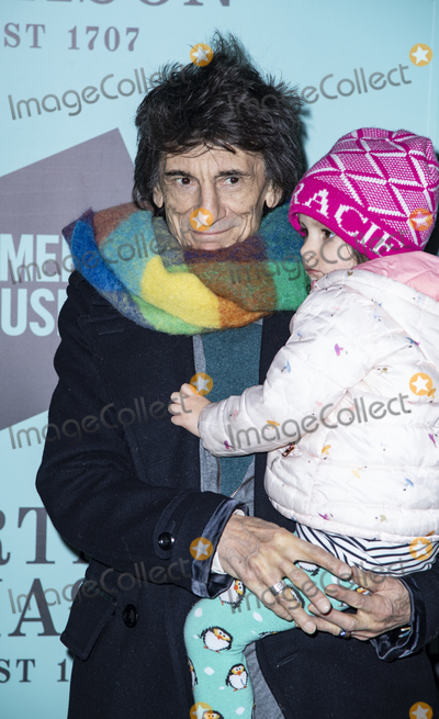 Ronnie Woods Photo - London UK Ronnie Wood at  the opening party of Skate at Somerset House on November 122019 in London EnglandRef LMK386-J5778-131119Gary MitchellLandmark MediaWWWLMKMEDIACOM