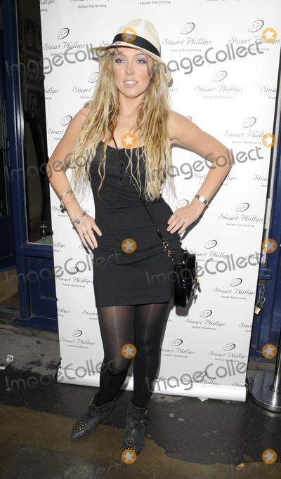 Aisleyne Horgan-Wallace Photo - London UK Aisleyne Horgan Wallace at the Stuart Phillips Salon 15th Anniversary Party at Covent Garden London15th July 2009 Can NguyenLandmark Media