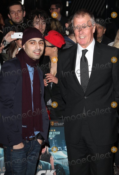 Adam Deacon Photo - London UK Adam Deacon and Geoff Hurst at the World Premiere of Payback Season held at the Odeon Covent Garden 6th March 2012Keith MayhewLandmark Media