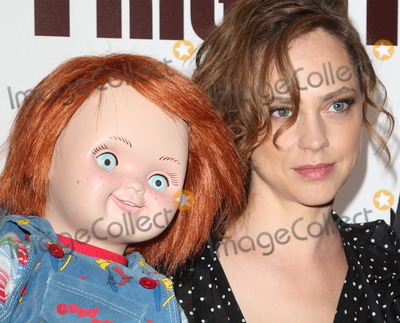Fiona Dourif Photo - LondonUK  Fiona Dourif (with a Chucky Doll)   at  FrightFest Cult Of Chucky Opening Gala at the Cineworld Empire Leicester Square 24th August  2017RefLMK73-S621-250817Keith MayhewLandmark MediaWWWLMKMEDIACOM