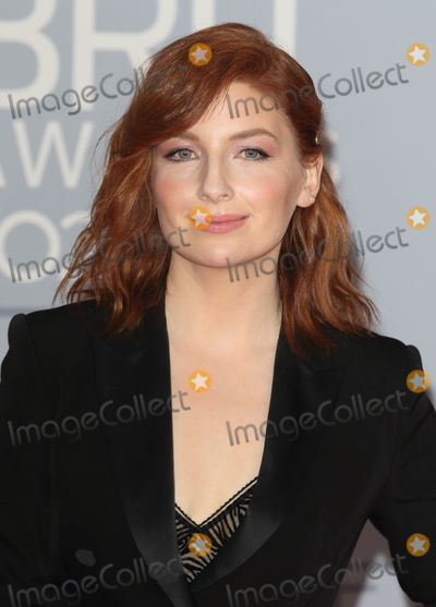 Alice Levine Photo - London UK Alice Levine at 40th Brit Awards Red Carpet arrivals The O2 Arena London on February 18th 2020Ref  LMK73-J6246-190220Keith MayhewLandmark Media WWWLMKMEDIACOM
