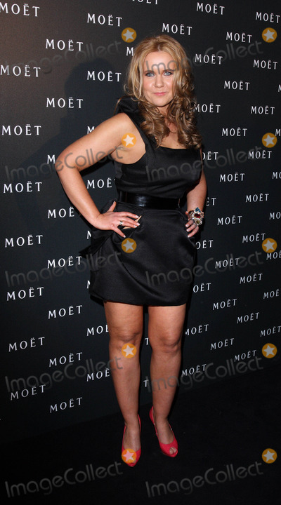 Hannah Ild Photo - London UK  Hannah Ild at the Tribute to Cinema Party where  Moet  Chandon unveil Scarlett Johansson as their new muse held at at Big Sky  24th March  2009
