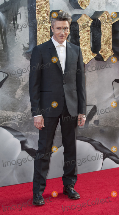The Sword Photo - London UK Aiden Gillen at the European premiere of King Arthur Legend of the Sword at Cineworld Empire on May 10 2017 in London United KingdomRef LMK386-J285-110517Gary MitchellLandmark MediaWWWLMKMEDIACOM