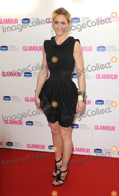 Amy Williams Photo - London UK  080610Amy Williams at the 2010 Glamour Awards held in Berkeley Square 8 June 2010Eric BestLandmark Media