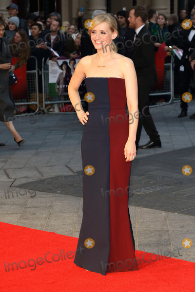 Anne-Marie Duff Photo - London UK Anne Marie Duff at the London Film Festival 2015 Opening Gala Suffragette Premiere at Odeon Leicester Square London on October 7th 2015Ref LMK73-58341-081015Keith MayhewLandmark Media WWWLMKMEDIACOM