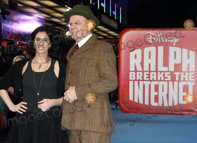 Sarah Silverman Photo - London UK Sarah Silverman and John C Reilly at Ralph Breaks the Internet Wreck it Ralph European Premiere at the Curzon Mayfair London on Sunday 25 November 2018Ref LMK73-J3023-261118Keith MayhewLandmark MediaWWWLMKMEDIACOM
