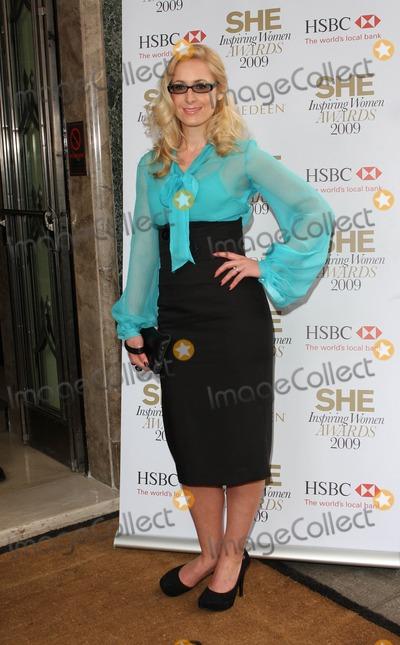 Nicky Hambleton-Jones Photo - London UK   Nicky Hambleton-Jones at the She Magazine Inspirational Women Awards held at Claridges Hotel in central London8 May 2009Keith MayhewLandmark Media