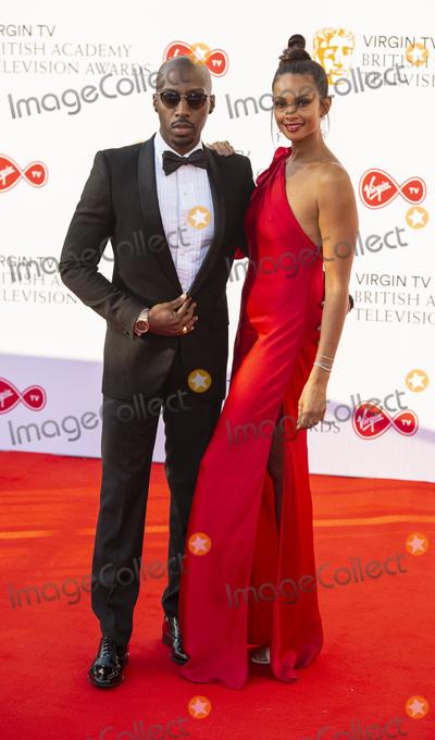 Alesha Dixon Photo - London UK Azuka Ononye and Alesha Dixon  at the British Academy Television Awards Royal Festival Hall London UK 13th May 2018Ref LMK386-J2007-140518Gary MitchellLandmark MediaWWWLMKMEDIACOM