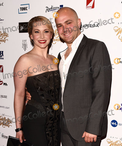 Emma Williams Photo - London UK Emma Williams and James Newton at the 17th Annual Whats On Stage Awards held at The Prince Of Wales Theatre London on Sunday 19 February 2017 Ref LMK392 -61730-200217Vivienne VincentLandmark Media WWWLMKMEDIACOM