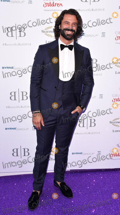 Christian Vit Photo - London UK Christian Vit at The Caudwell Children Butterfly Ball held at Grosvenor House Hotel Park Lane London on Thursday 14 June 2018 Ref LMK392 -J2233-150618Vivienne VincentLandmark Media WWWLMKMEDIACOM