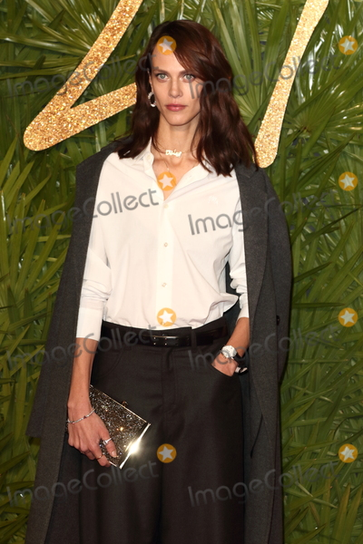 Aymeline Valade Photo - London UK Aymeline Valade at The Fashion Awards 2017 at the Royal Albert Hall Kensington Gore London on Monday 4 December 2017Ref LMK73-J1249-051217Keith MayhewLandmark Media WWWLMKMEDIACOM