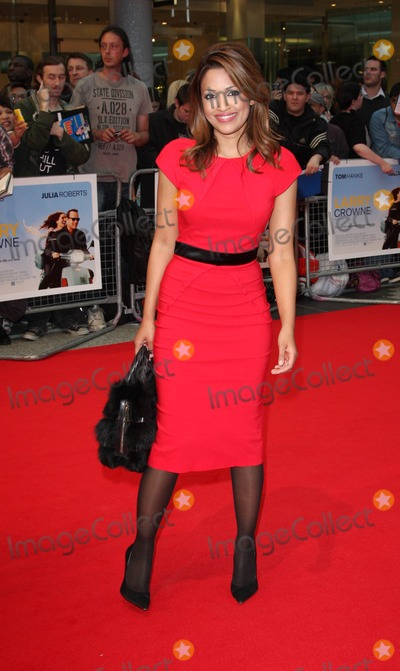 Tamsin Khan Photo - London UK Tamsin Lucia Khan at the Larry Crowne UK Premiere held at the Vue Cinema Westfield Shopping Centre 6th June 2011Keith MayhewLandmark Media