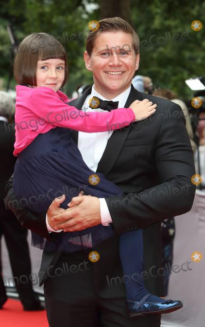 Allen Leech Photo - London UK Allen Leech and Fifi HartBAFTA Tribute to Downton Abbey at the Richmond Theatre London 11th August 2015  Ref LMK73-57987-120815Keith MayhewLandmark Media WWWLMKMEDIACOM