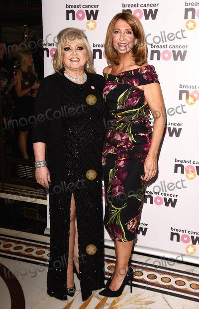 Linda Nolan Photo - London UK Linda Nolan and Victoria Derbyshire   at  the Breast Cancer Now Pink Ribbon Ball Dorchester Hotel Park Lane 8th October  2016 RefLMK392-62563-091016Vivienne VincentLandmark Media WWWLMKMEDIACOM