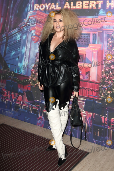 Tallia Storm Photo - London UK Tallia Storm   at Emma Bunton Christmas Party Royal Albert Hall 6th December 2019Ref LMK73-S2641-071219Keith MayhewLandmark MediaWWWLMKMEDIACOM