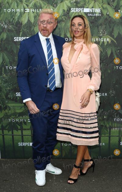 Boris Becker Photo - London UK  Boris Becker and Sharlely Lilly Kerssenberg at The Serpentine Gallery Summer Party at Kensington Gardens London 6th July 2016 Ref LMK73-60819-070716Keith MayhewLandmark Media WWWLMKMEDIACOM