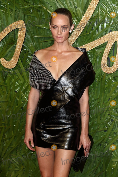 AMBER VALETTA Photo - London UK Amber Valetta at The Fashion Awards 2017 at the Royal Albert Hall Kensington Gore London on Monday 4 December 2017Ref LMK73-J1249-051217Keith MayhewLandmark Media WWWLMKMEDIACOM